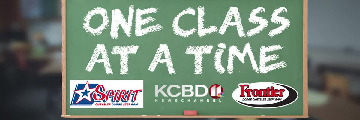 KCBD's One Class At A Time