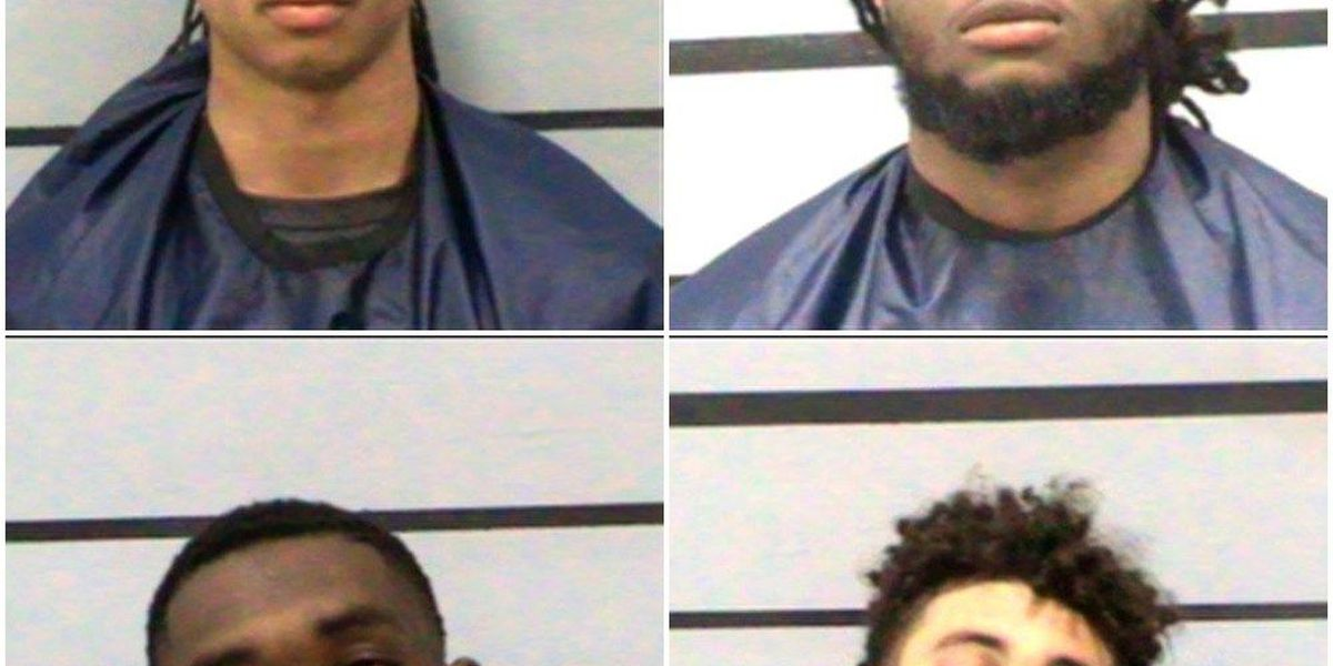 4 TTU football players suspended indefinitely after weekend arrest