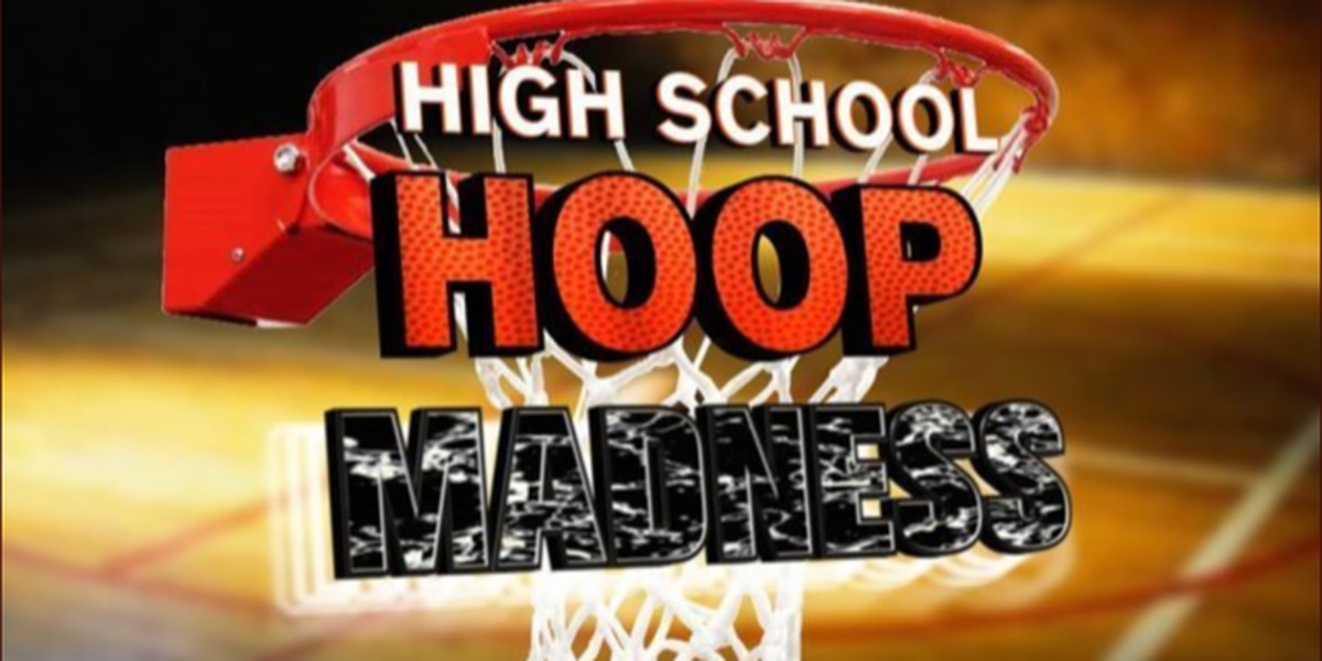 Hoop Madness Playoff Scores for Saturday, Feb. 22