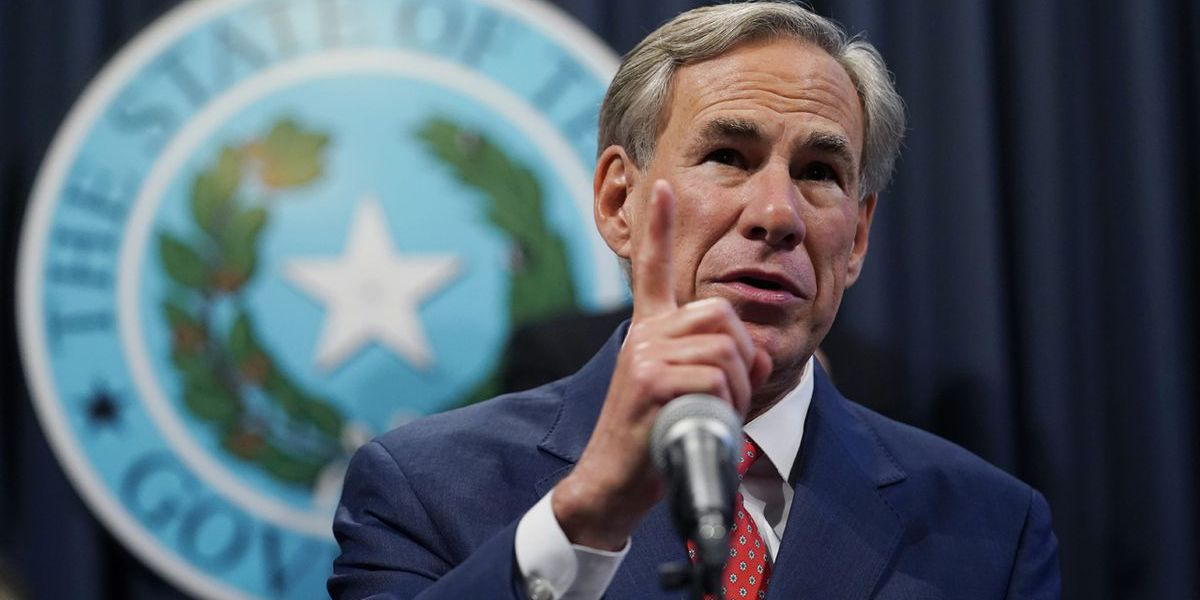 WATCH LIVE: Gov. Greg Abbott in Lubbock to make statewide announcement at 1:30 p.m.
