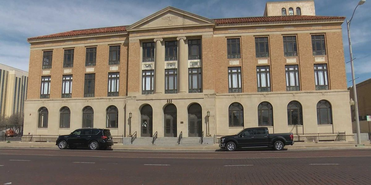 Former federal courthouse renovated into loft apartments