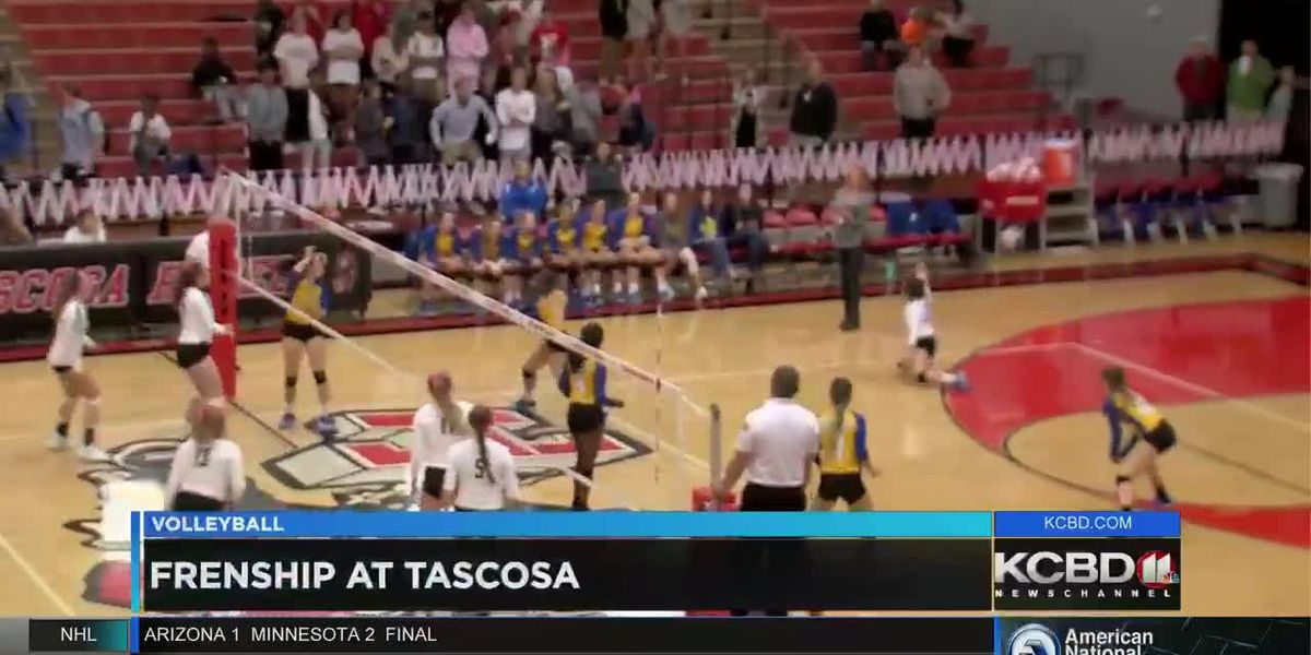 High School volleyball highlights: 10/16