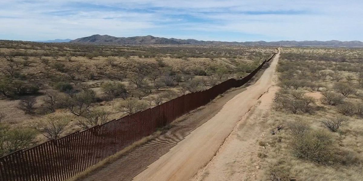 Border wall construction advances in South Texas