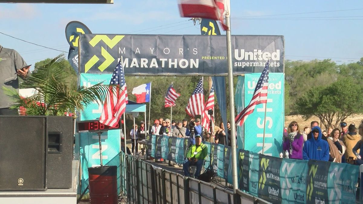 Details for Lubbock's second Mayor's Marathon