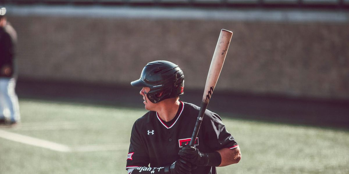 No. 16 Tech Baseball's Comeback Bid Falls Short in Extras