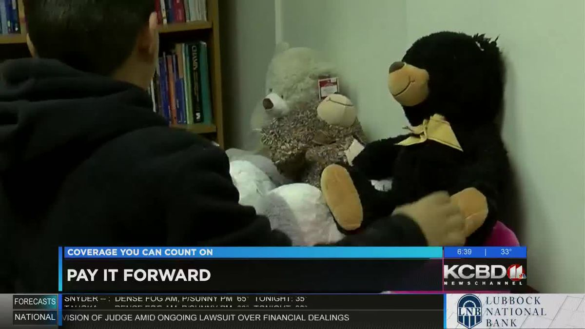 Pay It Forward: Helping students at McWhorter Elementary