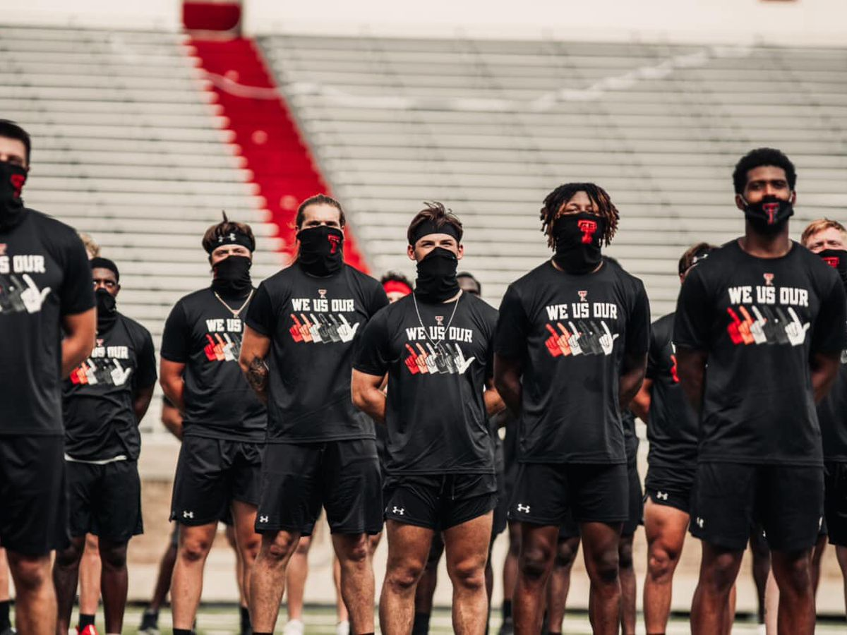 Red Raider Walk to end racial injustice
