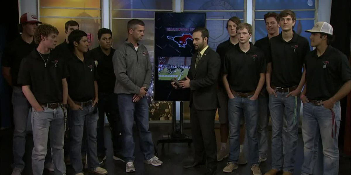 End Zone Team of the Week: the Shallowater Mustangs