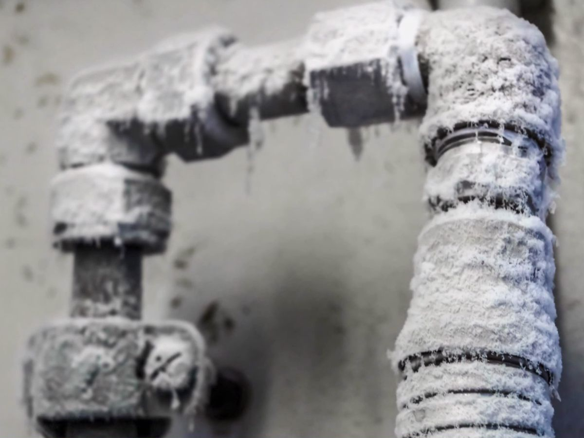 City of Lubbock provides information on preparing your home for freezing weather