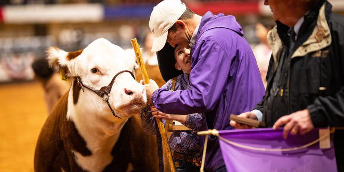 Fort Worth Stock Show and Rodeo canceled, first time since 1943