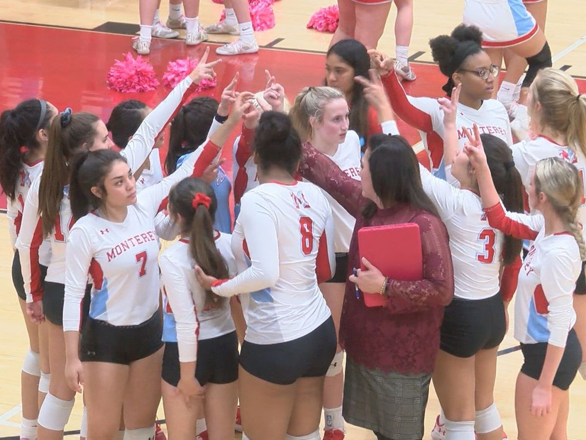High School Volleyball Scores and Highlights