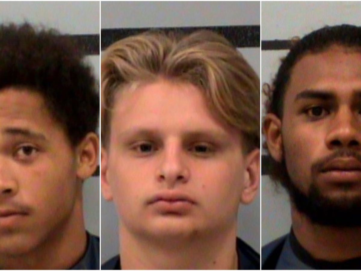 3 arrests made in connection to Tuesday police K-9 shooting