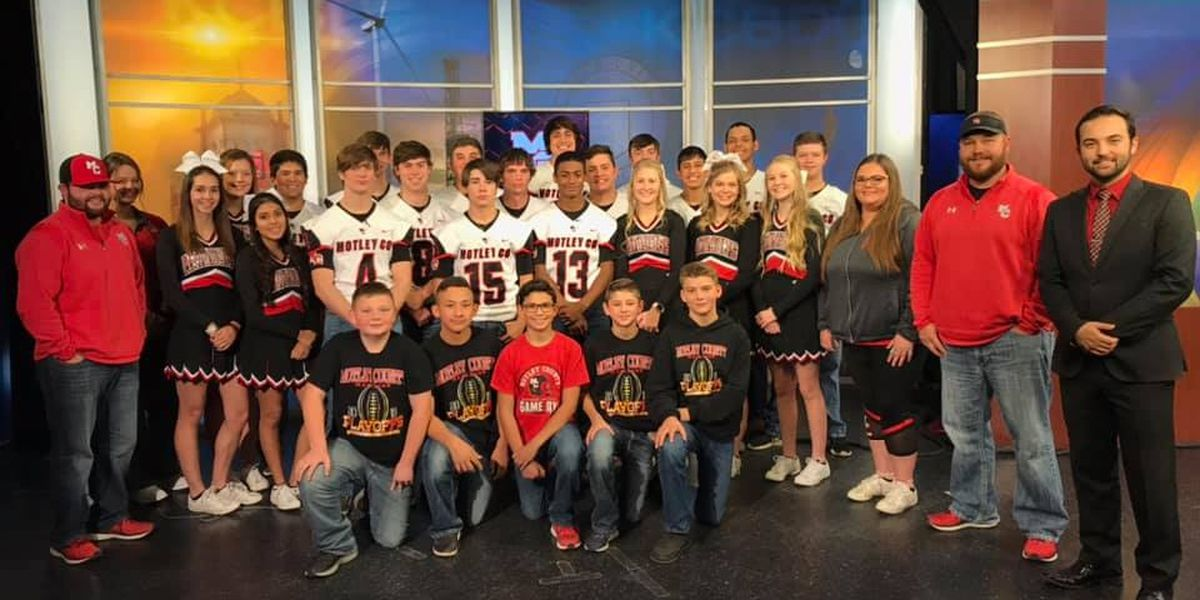 End Zone Team of the Week: Motley County Matadors