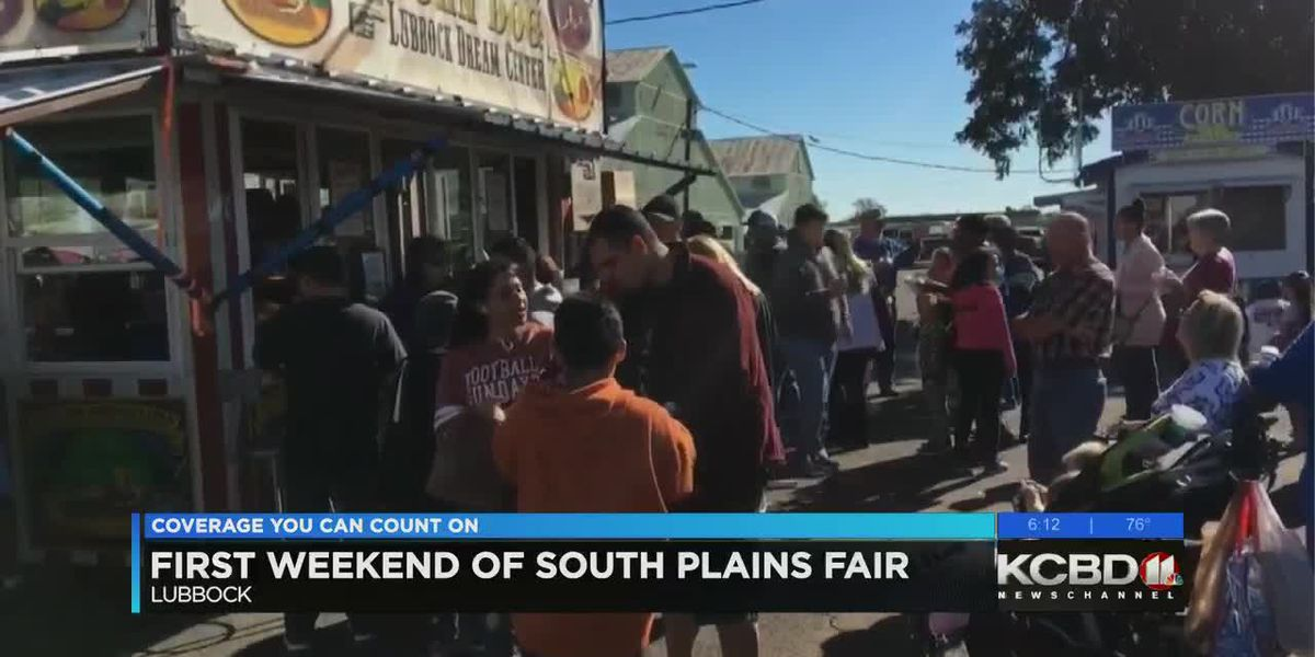 Fair opens first first weekend on South Plains