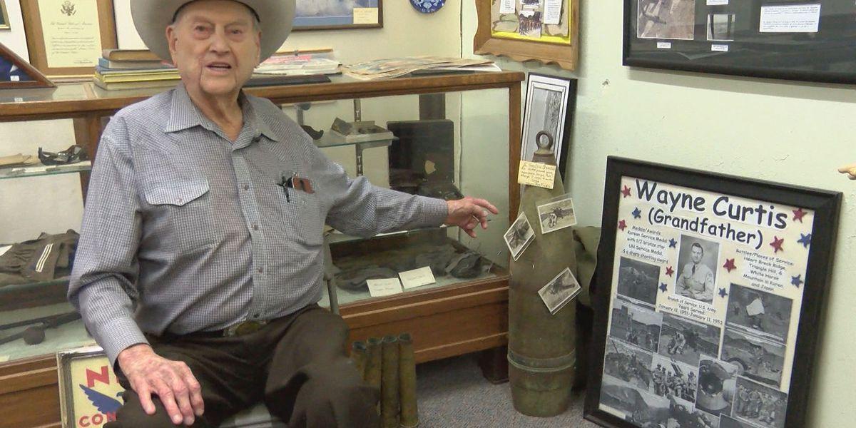 Meadow Army Veteran shares memories of Korean War service
