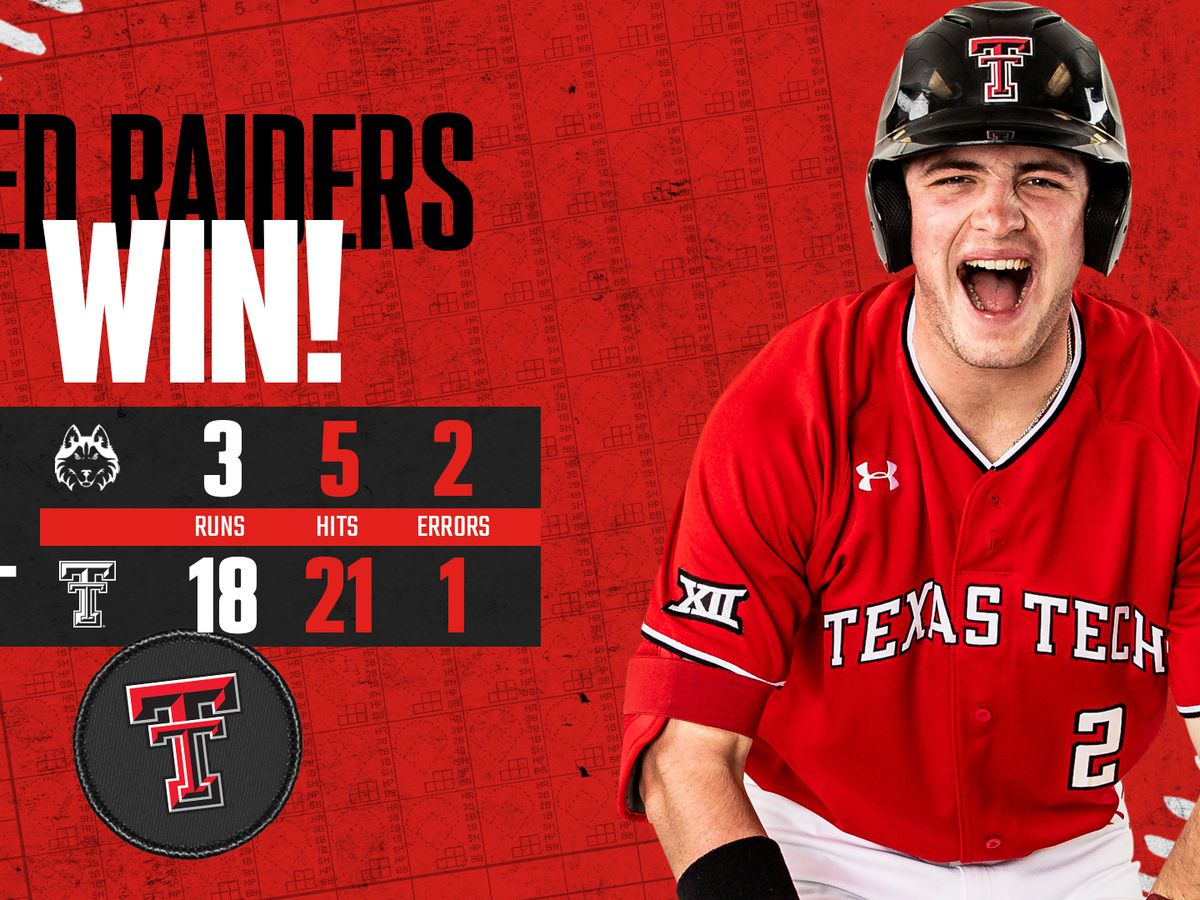 #10 Red Raiders win first game of the season, 18-3