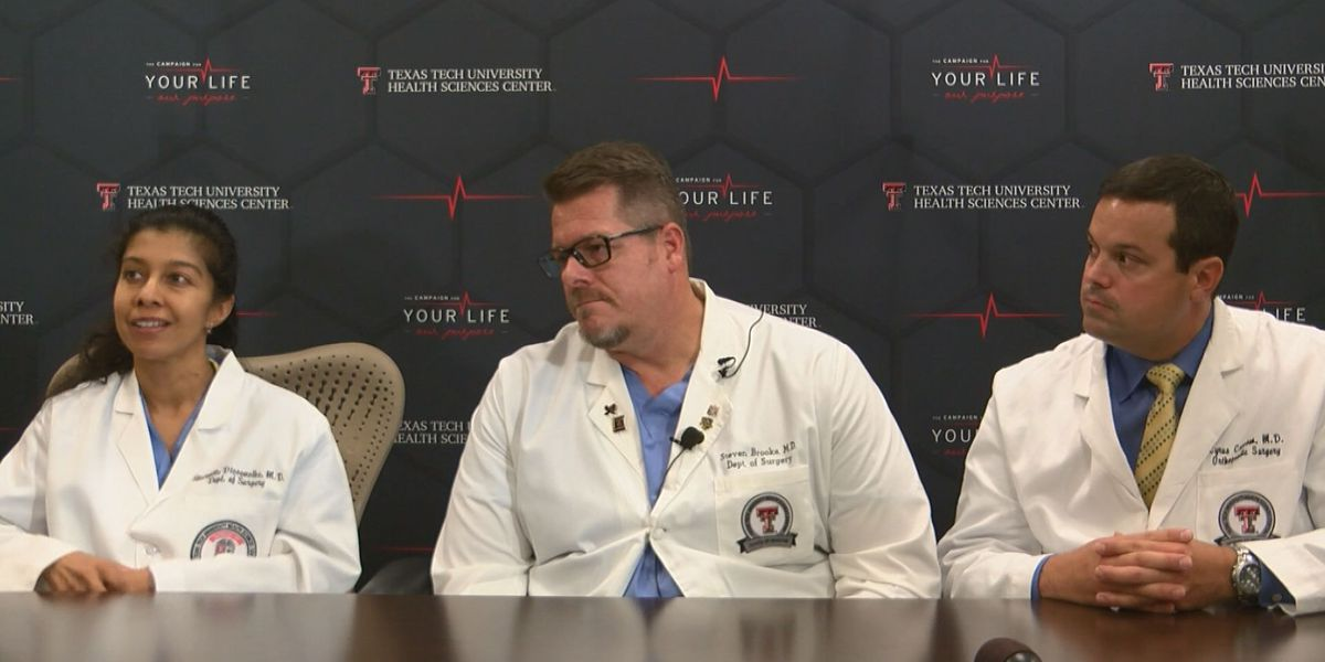 VIDEO: Doctors praise strength, heroism of Clovis shooting survivors