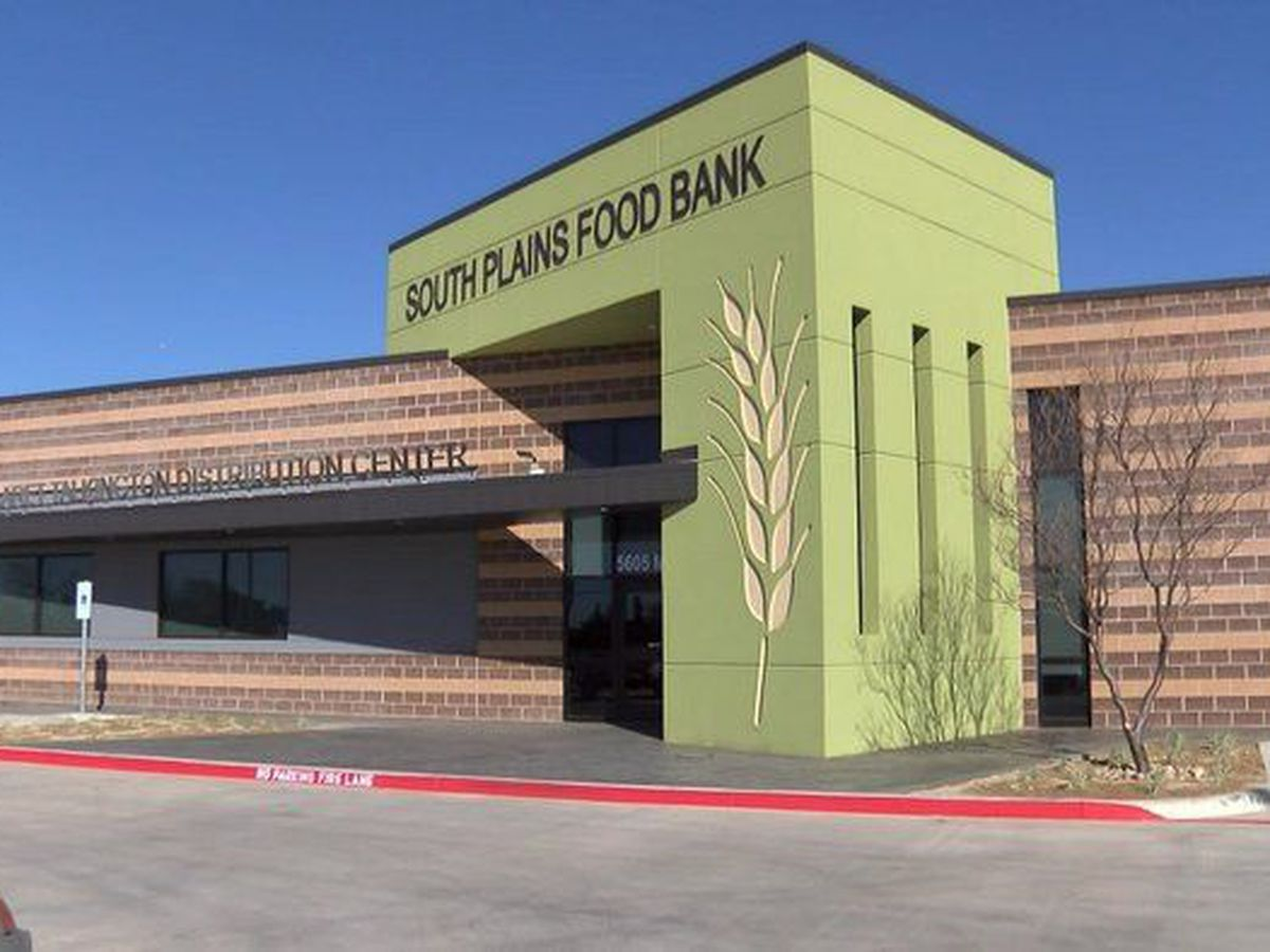 South Plains Food Bank Prepared to Assist Furloughed Workers Throughout Shutdown