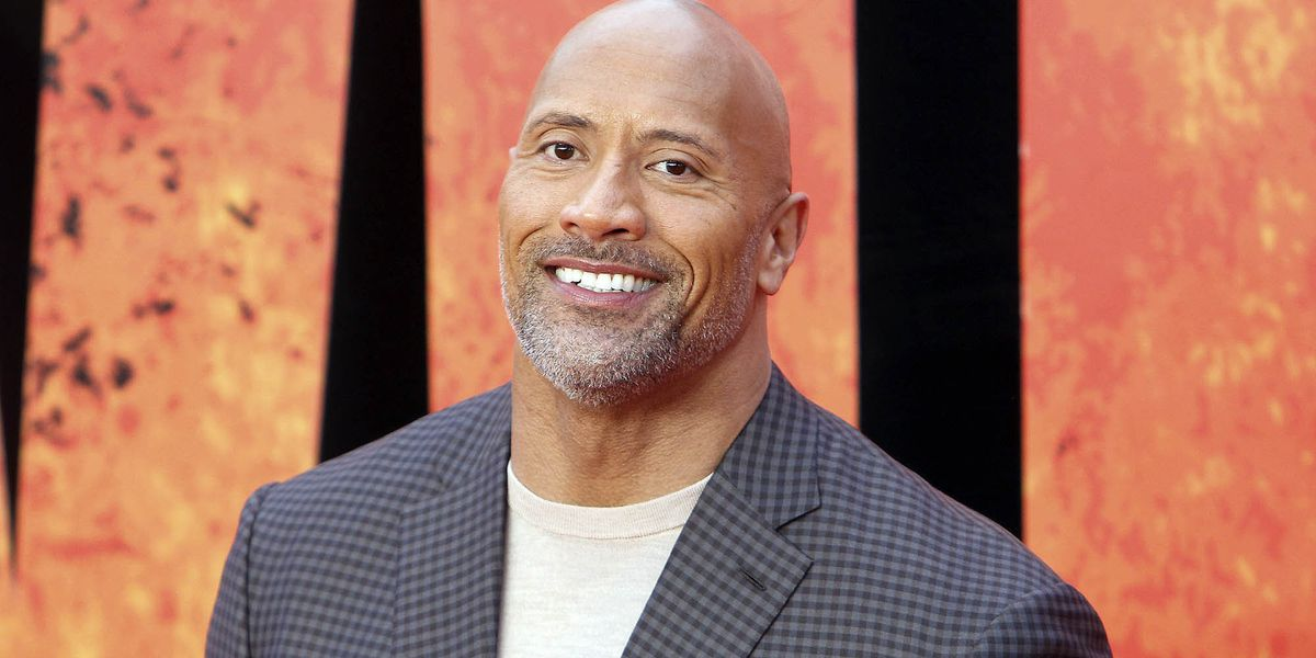 Dwayne 'The Rock' Johnson endorses Biden and Harris