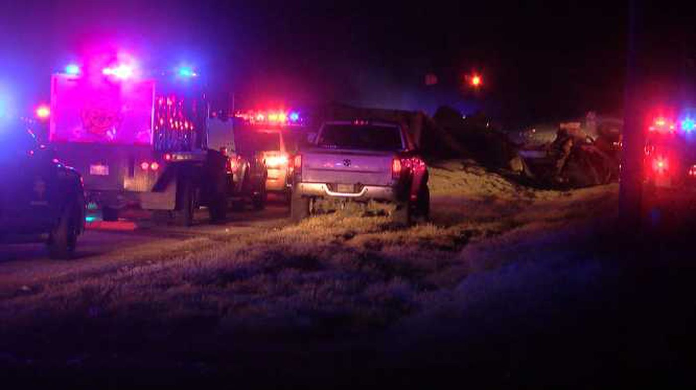 A 2-vehicle accident that happened Sunday night along FM 40 at FM 400 in