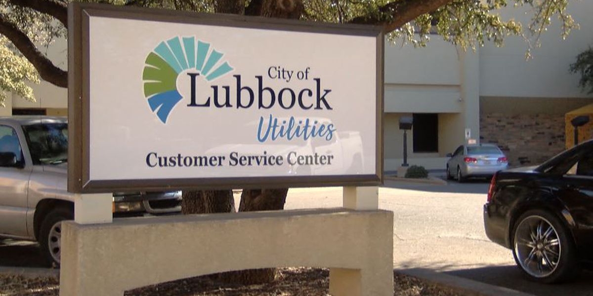 City of Lubbock Utilities downtown lobby temporarily closed