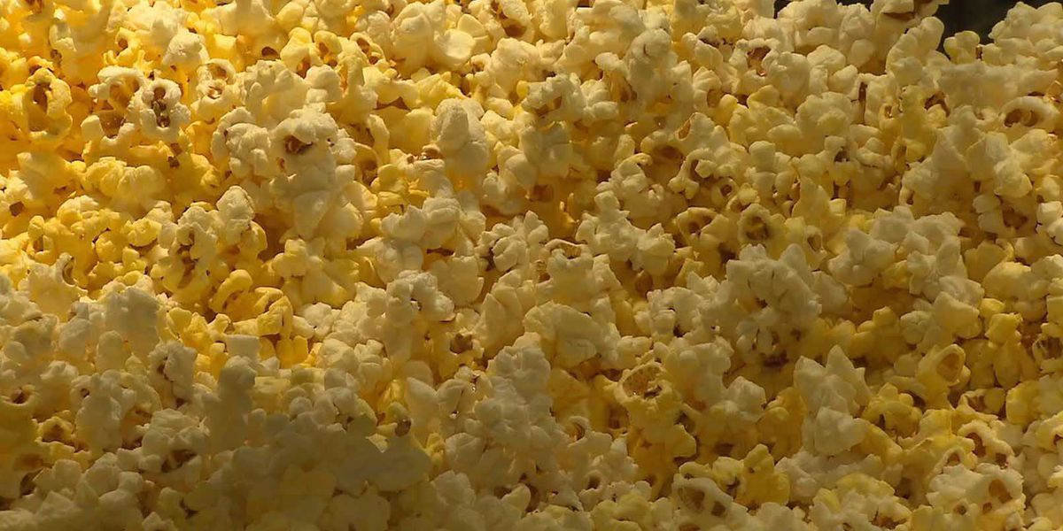 Pop 'em if you got 'em: Saturday is National Popcorn Day