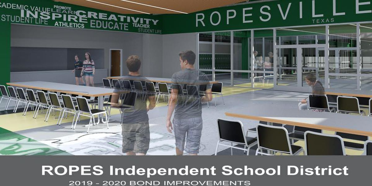 Ropes ISD to host community meeting Tuesday on upcoming bond election