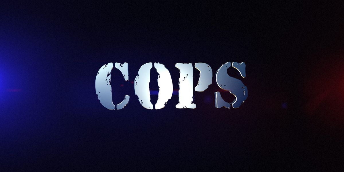'Cops' filming in Lubbock