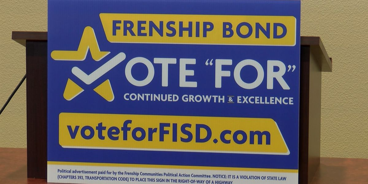 New schools, renovations on Frenship ISD bond ballot