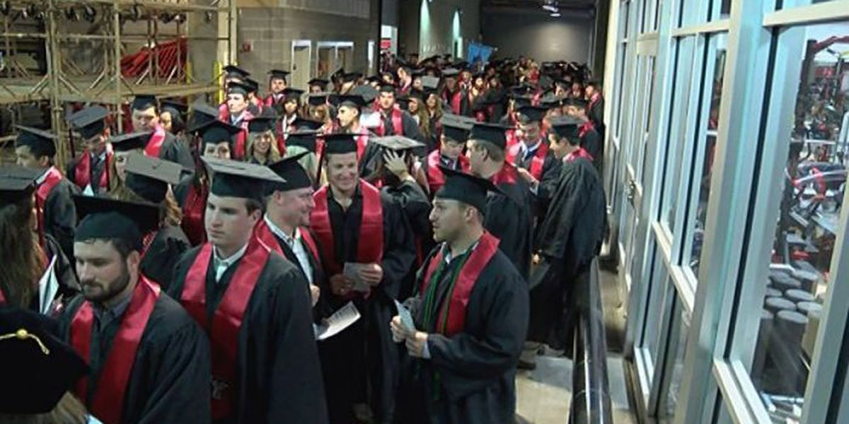Texas Tech announces fall commencement schedule