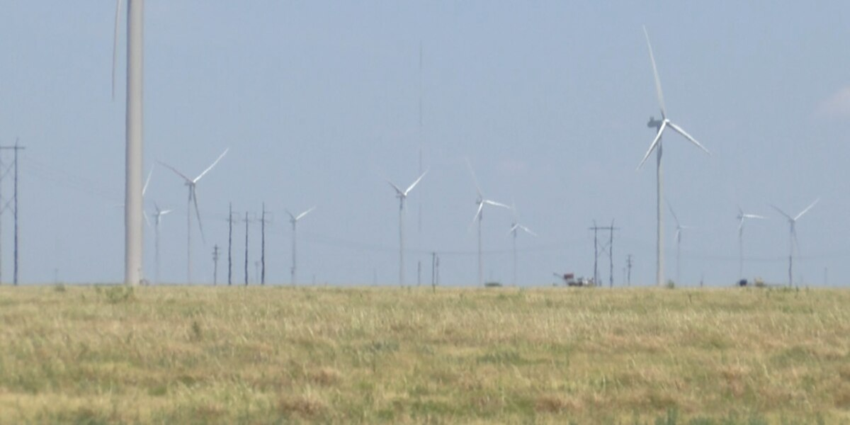 Petersburg wind farm provides new opportunities and experience for residents