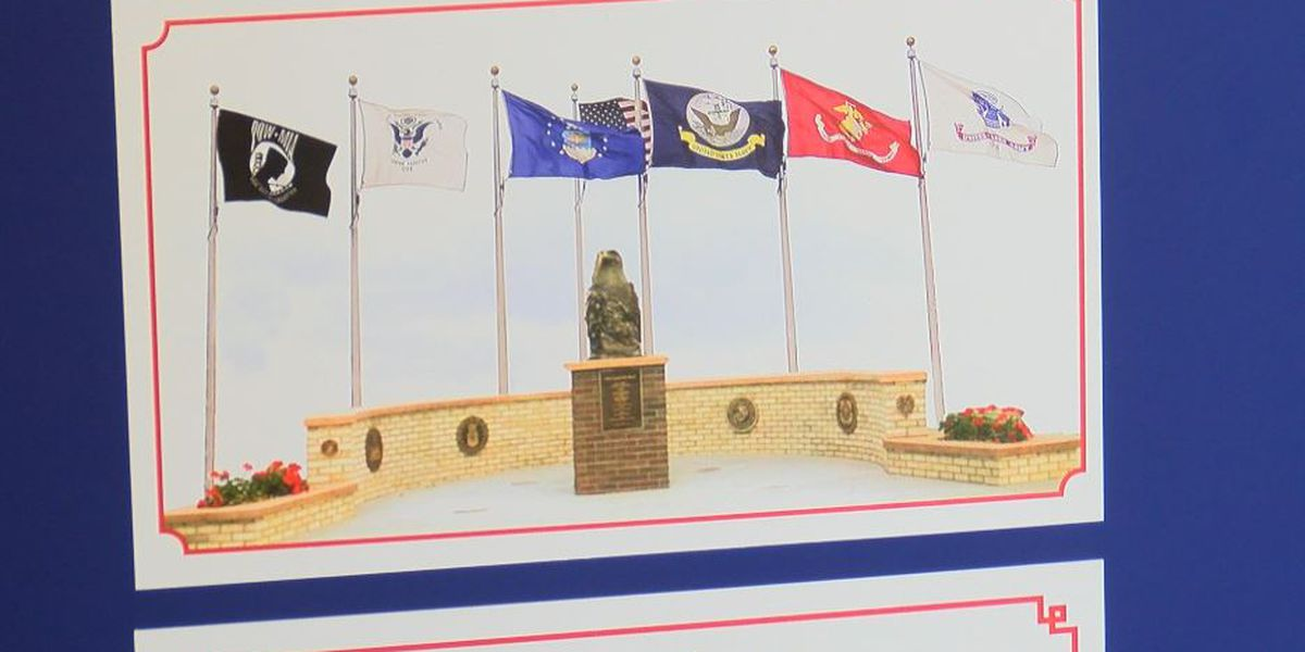 Eagle of Honor Memorial to remember Lynn County service members