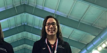Area athletes shine at the 5A-Region 1 Swimming & Diving Championships