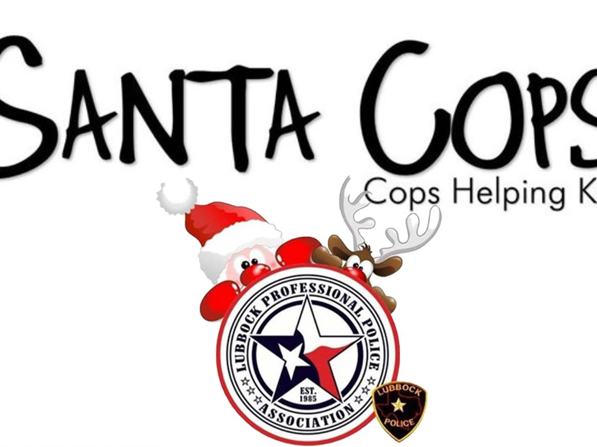 LPD's 12th Annual Santa Cops