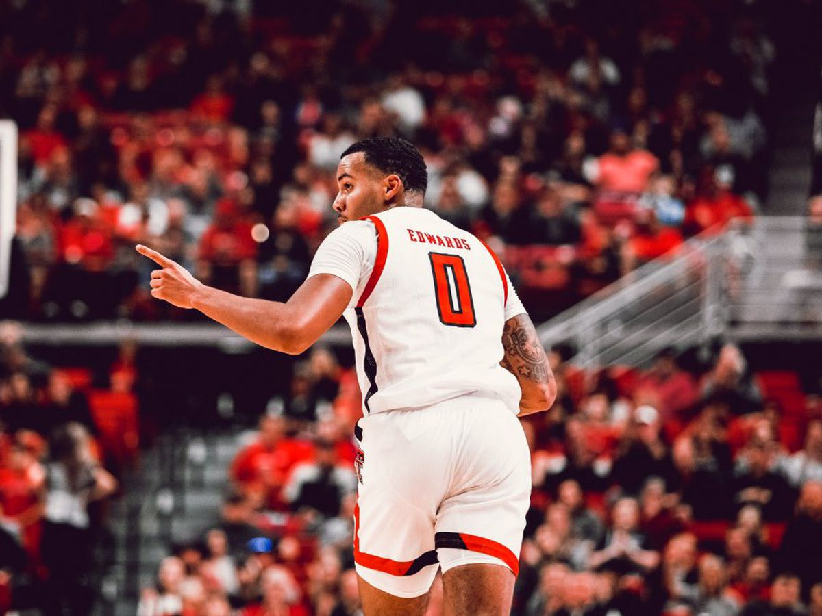 No. 13 Red Raiders too much for Bethune-Cookman