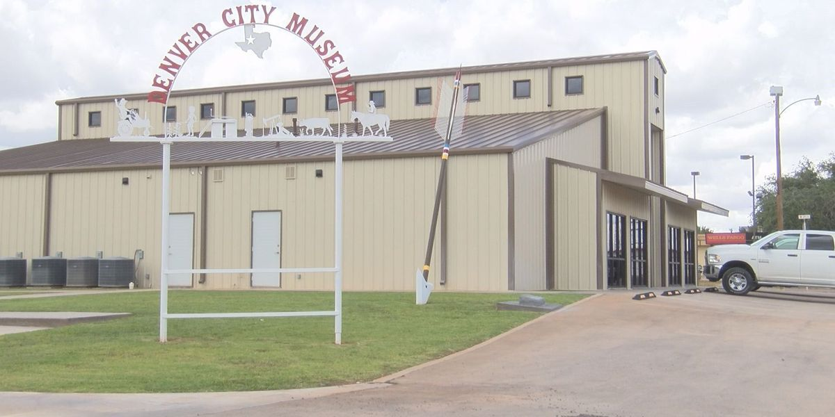 Denver City Museum holds small town's history