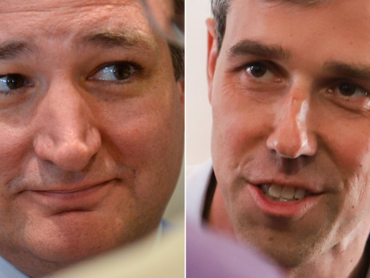 Cruz, O'Rourke spar in second debate