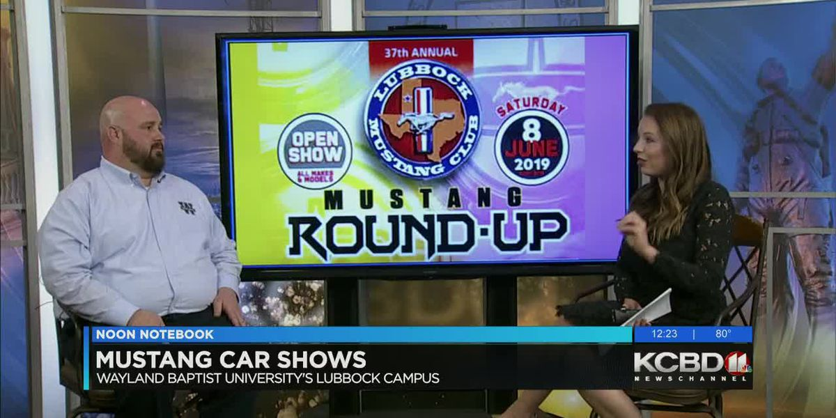 Wayland Baptist to host car show at Lubbock campus