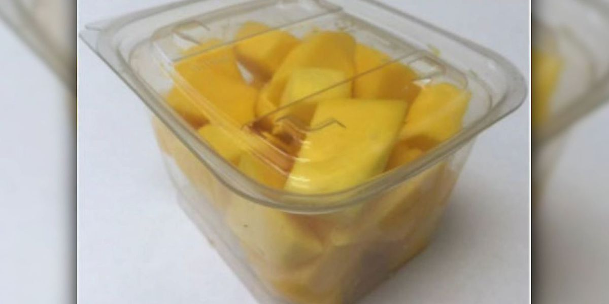 Packaged fruit sold by Walmart recalled over listeria concerns