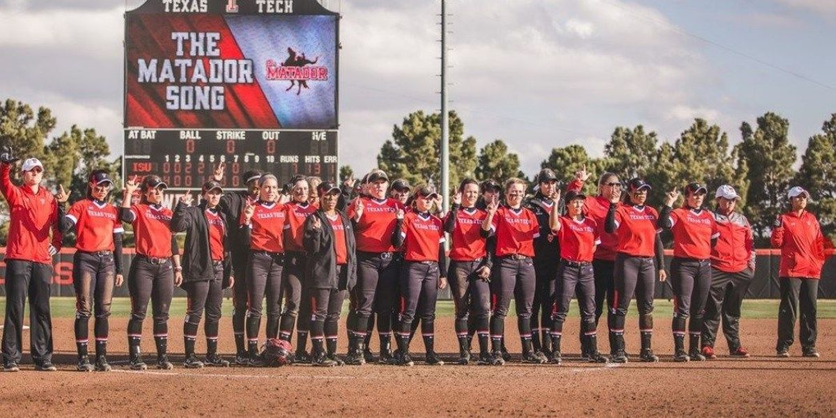 No. 23 Texas Tech softball remains undefeated, routs No. 13 Arizona State