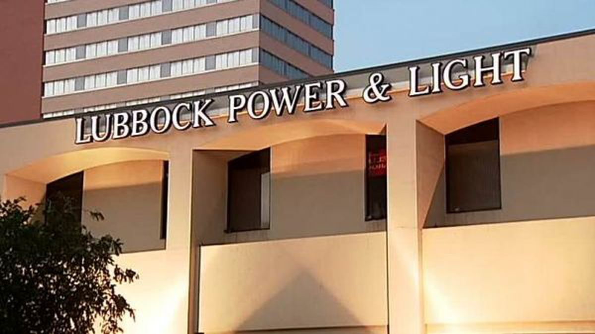 Over 1,200 customers affected by West Lubbock power outage