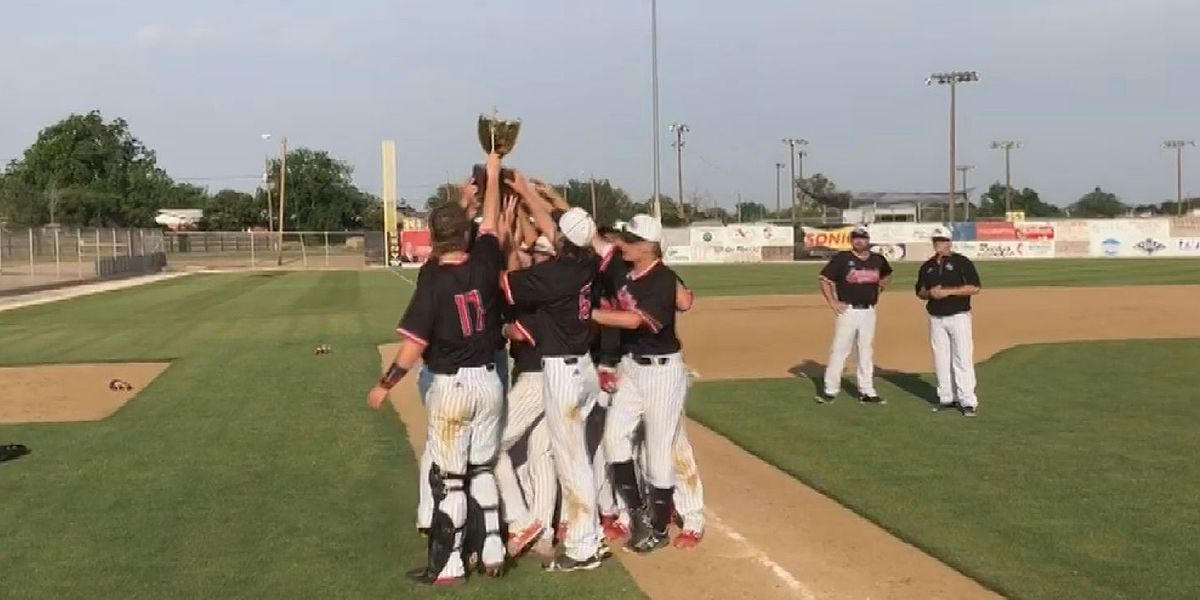 New Home Leopards ready to run at state baseball title
