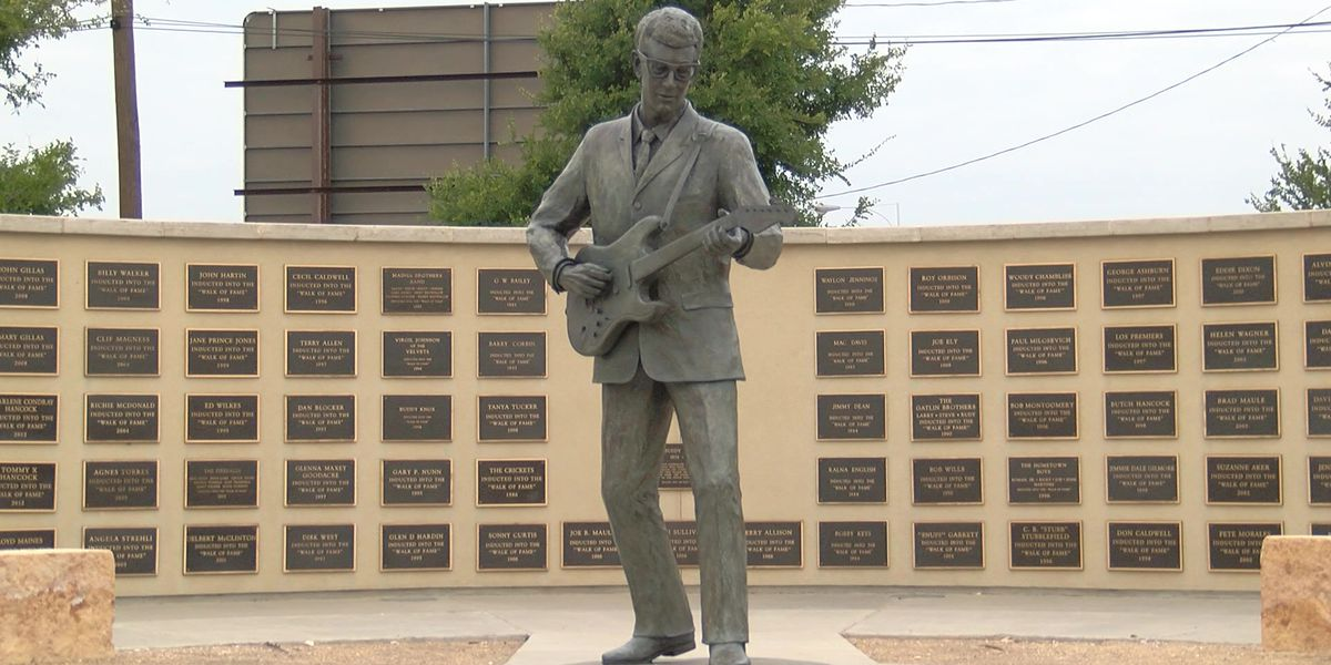 Buddy Holly to go on 'tour' of Europe