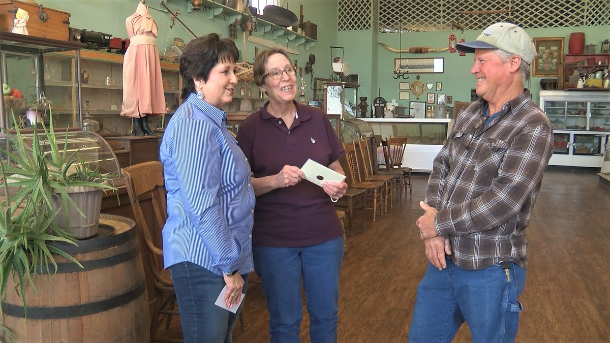Pay It Forward: A donation for the elderly of Wilson