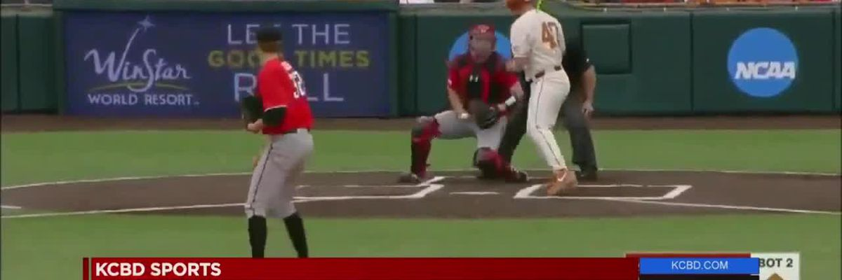 Texas Tech comes back in game 2