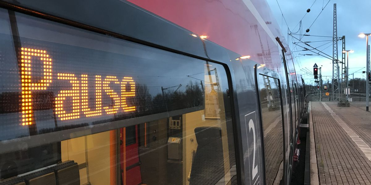 Commuter chaos in Germany due to rail strike over pay