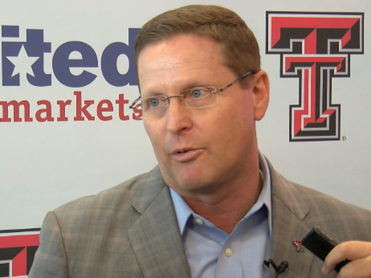 Hocutt: Health and safety of TTU staff and athletes a priority as they prepare for June 15 return