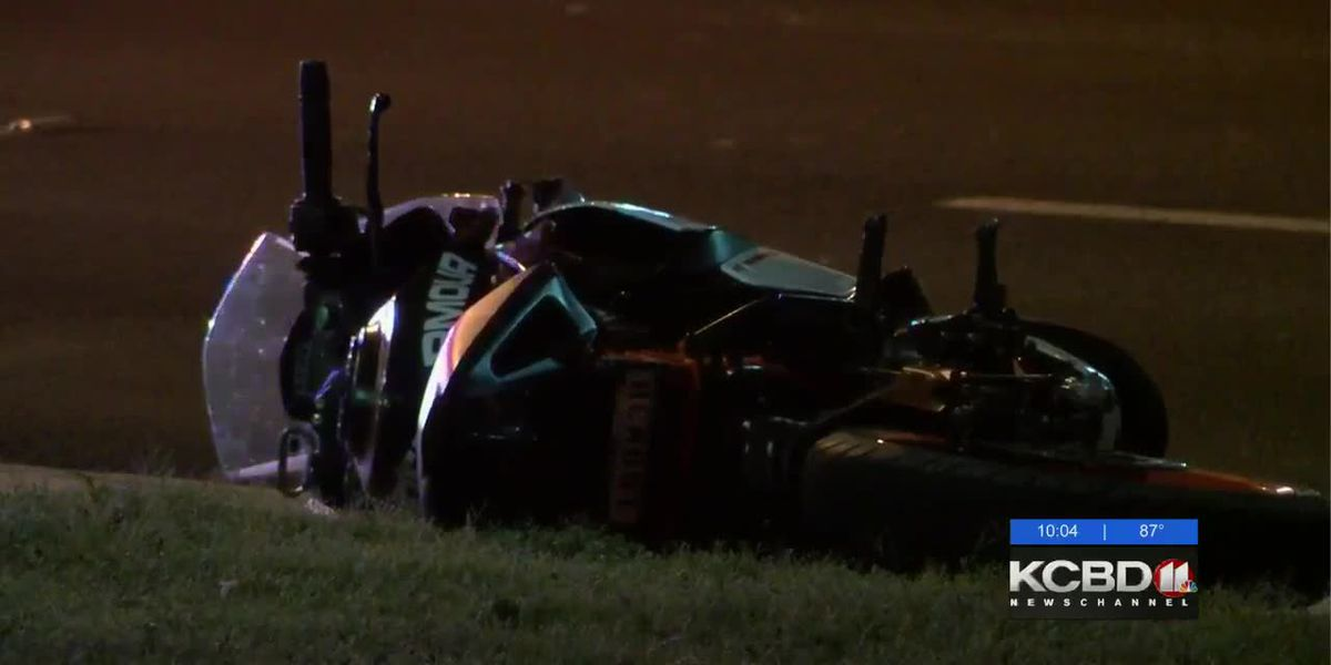 Motorcycle rider in critical condition after Friday night accident