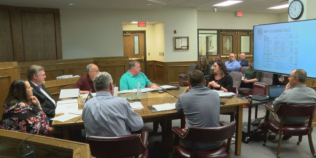 Lubbock County Commissioners start planning for approved road bond tier one upgrades