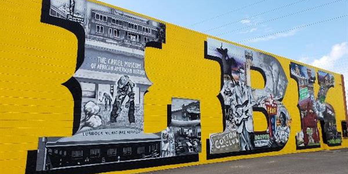 City of Lubbock kicks off new Public Art Map